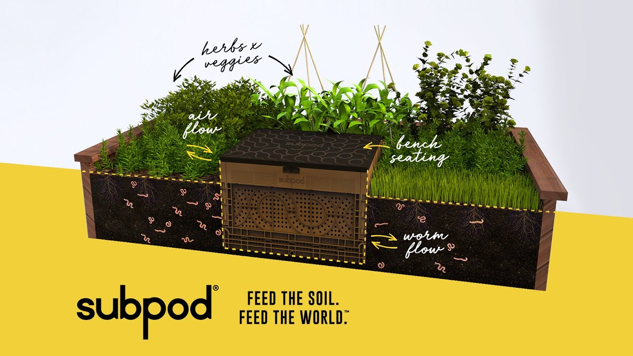 How The Subpod Works In The Garden...
